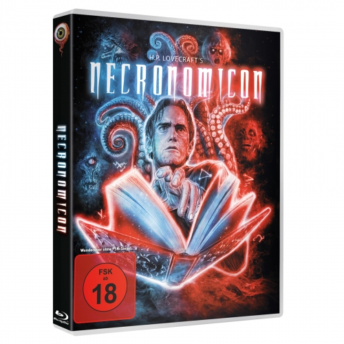 H.P. Lovecraft's Necronomicon (Special Edition)