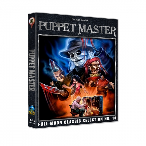 Puppet Master Collection (Ultimate TRUNK Collection) [Shop-Exclusive, only 333 units]