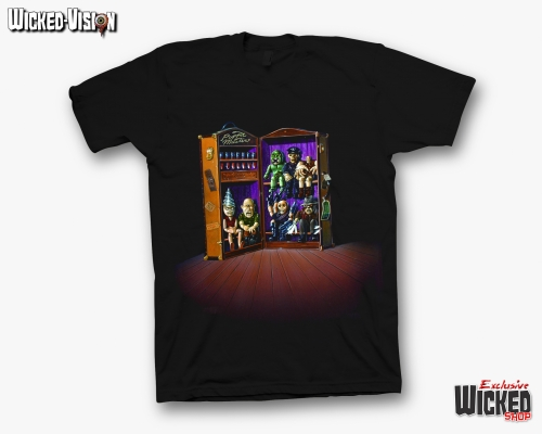 Puppet Master - No Strings Attached (Limited Edition T-Shirt, Limitiert auf 222 Stück) - Größe S