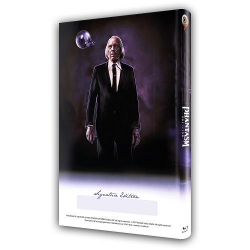 Phantasm IV: Oblivion (2-Disc Limited Signature Edition) [Hartbox]