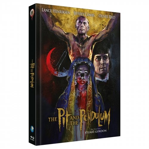The Pit and the Pendulum (Full Moon Collection No. 5) [Cover C, Limited to 333 units] incl. Soundtrack-CD