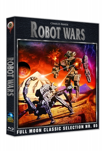 Robot Wars (Full Moon Classic Selection Nr. 05) [Blu-ray]