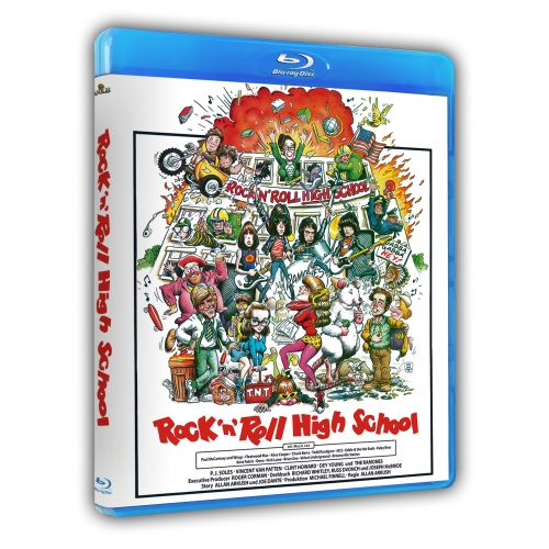Rock 'n' Roll High School [Standard Edition]
