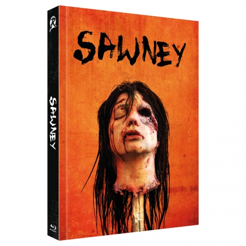 Sawney: Flesh of Man (Uncut Rawside Edition No. 9) [Mediabook, Cover A, Limited to 222 units]