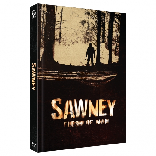 Sawney: Flesh of Man (Uncut Rawside Edition No. 9) [Mediabook, Cover B, Limited to 222 units]