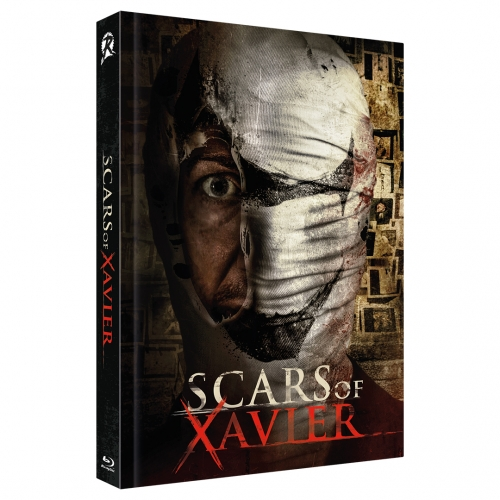 Scars of Xavier (Uncut Rawside Edition No. 5) [Mediabook, Cover B, Limited to 222 Units]
