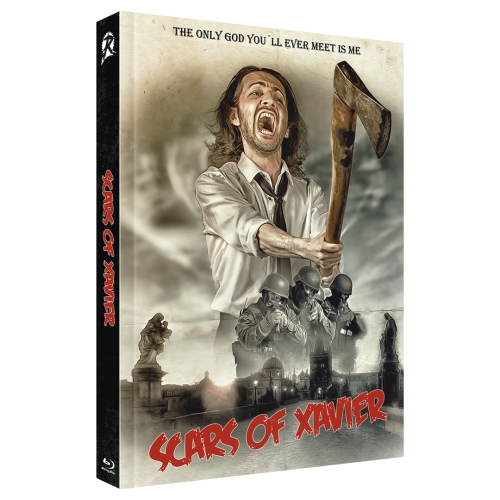 Scars of Xavier (Uncut Rawside Edition No. 5) [Mediabook, Cover C, Limited to 222 Units]