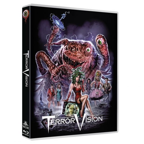 TerrorVision (Limited Edition) [Dual-Disc-Set)