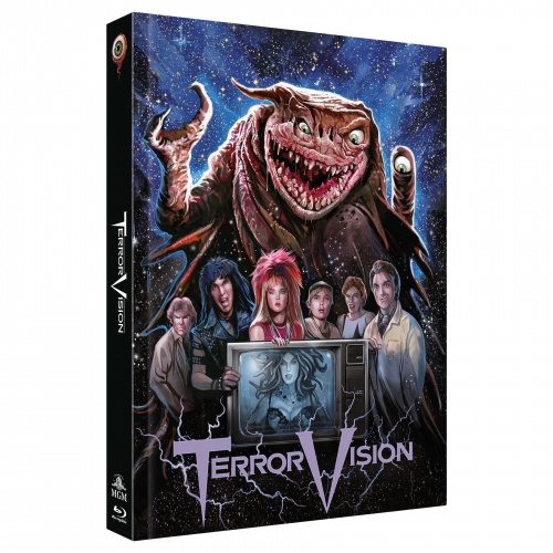TerrorVision (2-Disc Limited Collector's Edition No. 29) [Cover C, Limited to 333 Units)