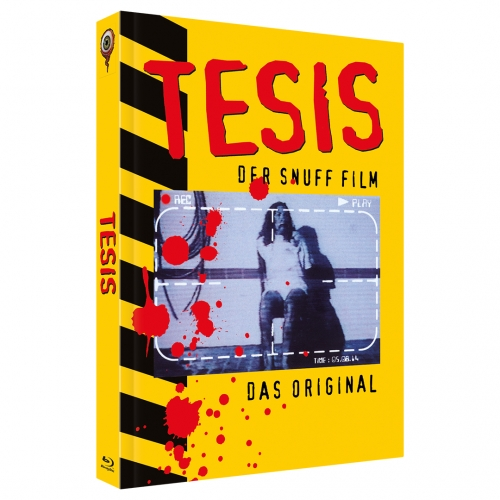 Tesis (4-Disc Collector's Edition Nr. 09) [Cover A]