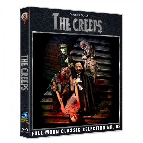 The Creeps (Full Moon Classic Selection Nr. 03) [Blu-ray]