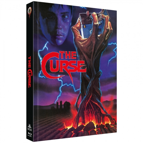 The Curse (2-Disc Collector's Edition Nr. 23) [Limited Mediabook Edition / 888 Stück]