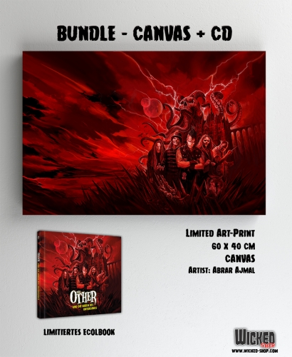 BUNDLE 3: The Other und die Erben des Untergangs [Canvas-Print + Limited Ecolbook Edition]