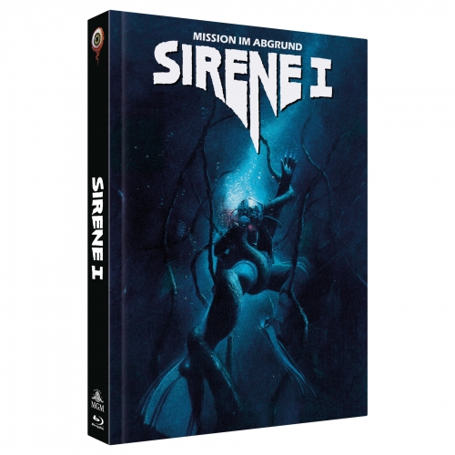 Sirene 1 (2-Disc Limited Collector's Edition Nr. 38) [Mediabook, Cover C, Limitiert auf 333 Stück]