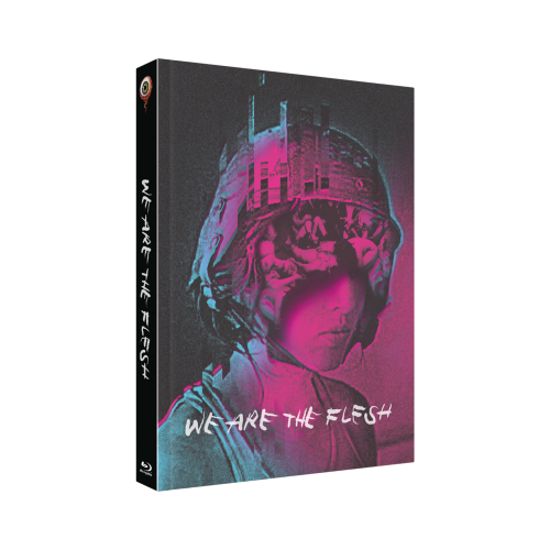 We are the Flesh (2-Disc Limited Uncut Edition) [Cover A]