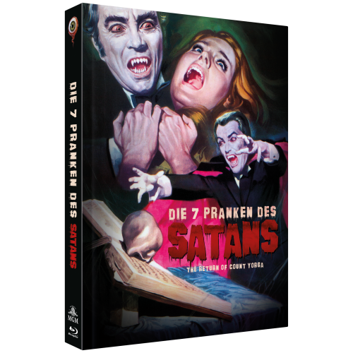 7 Pranken des Satans (2-Disc Collector's Edition Nr. 14) [Cover B]