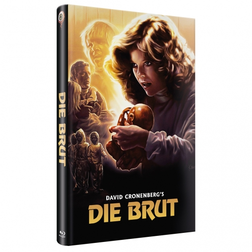Die Brut (2-Disc Limited Signature Edition) [Hartbox]