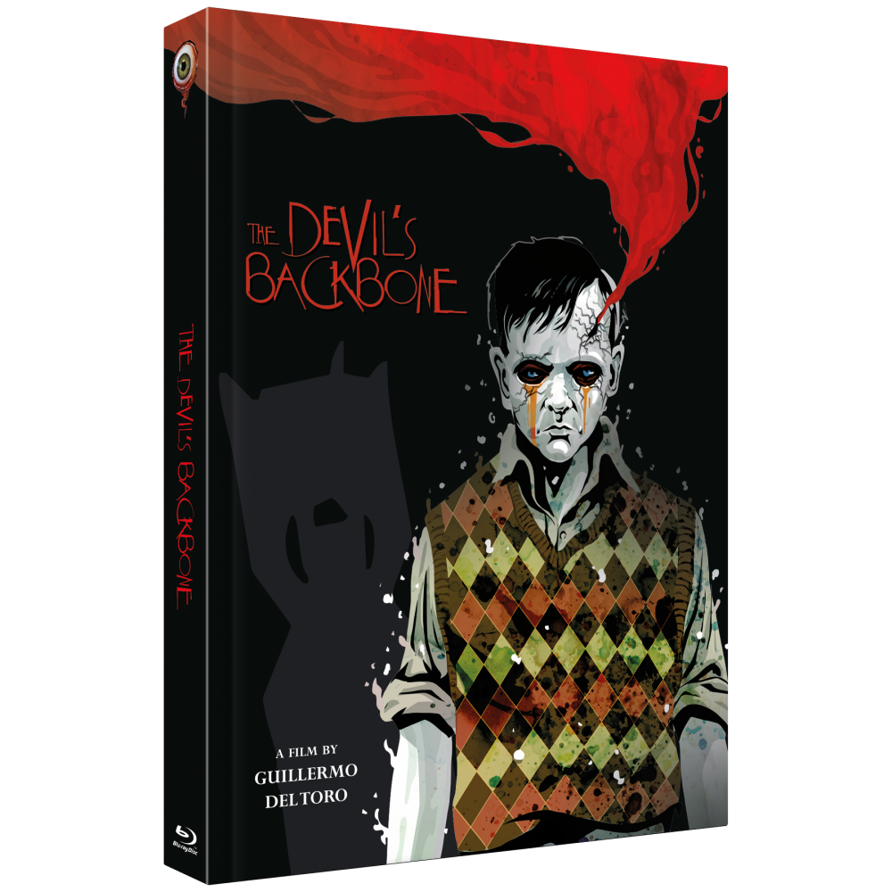The Devil's Backbone (3-Disc Collector's Edition Nr. 15) [Cover A]