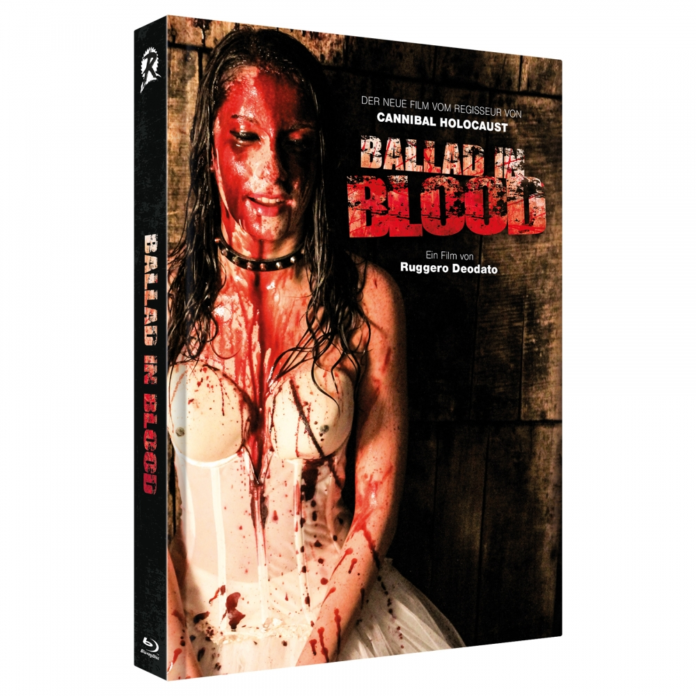 Ballad in Blood (Uncut Rawside Edition Nr.1) [Cover C, 222 Edition]