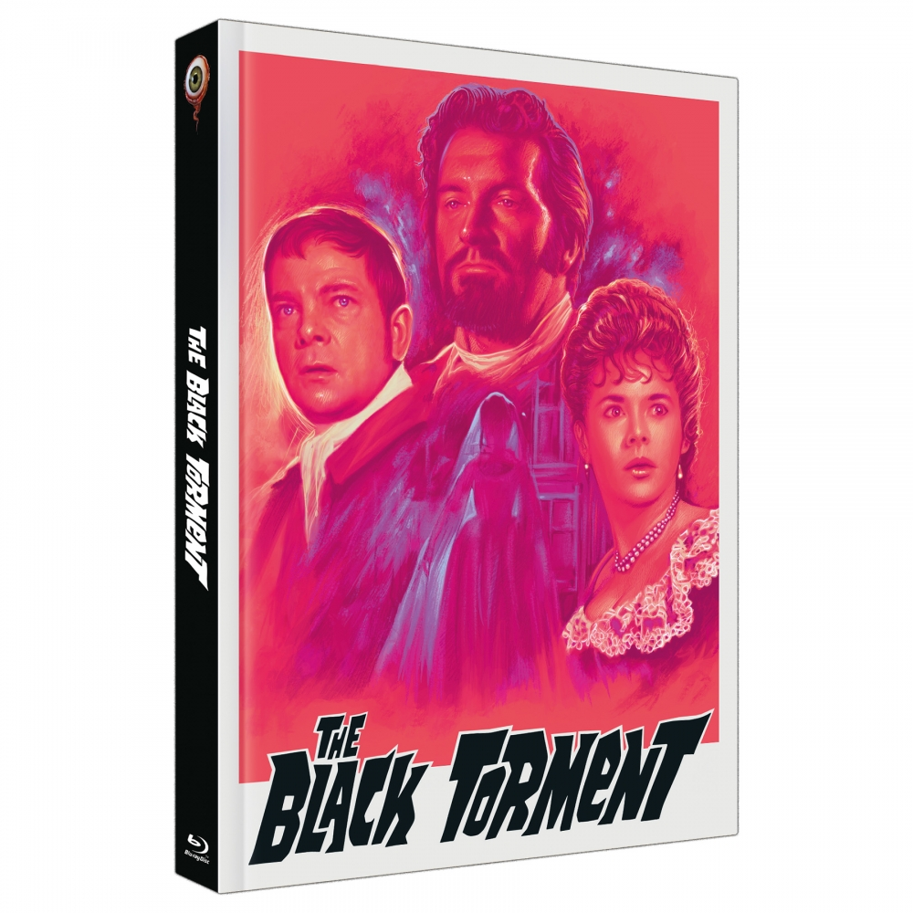 The Black Torment (2-Disc Limited Collector's Edition No. 35) [Mediabook, Cover B, Limited to 333 Units)