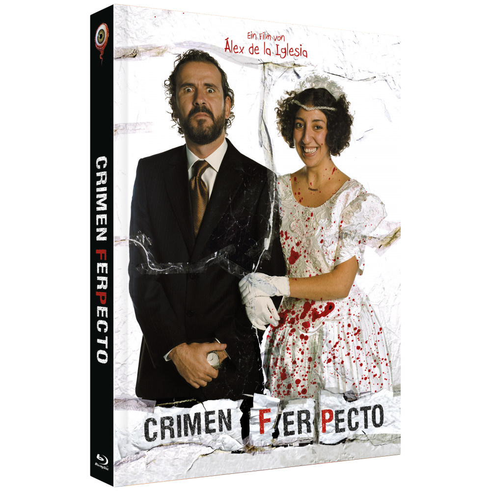 Crimen ferpecto - Ein ferpektes Verbrechen (2-Disc Collector's Edition Nr. 10) [Cover C]