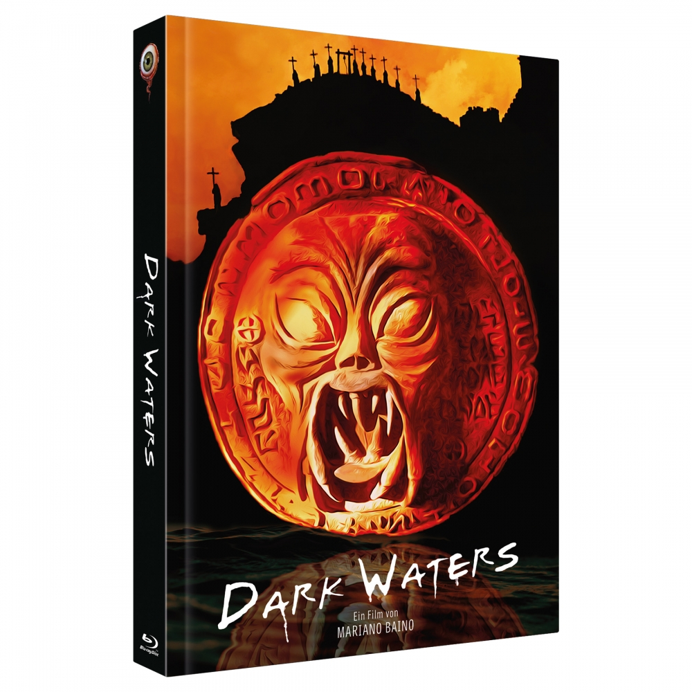 Dark Waters (3-Disc Collector's Edition Nr. 27) [Limited Edition Mediabook Cover C, 333 Stück]