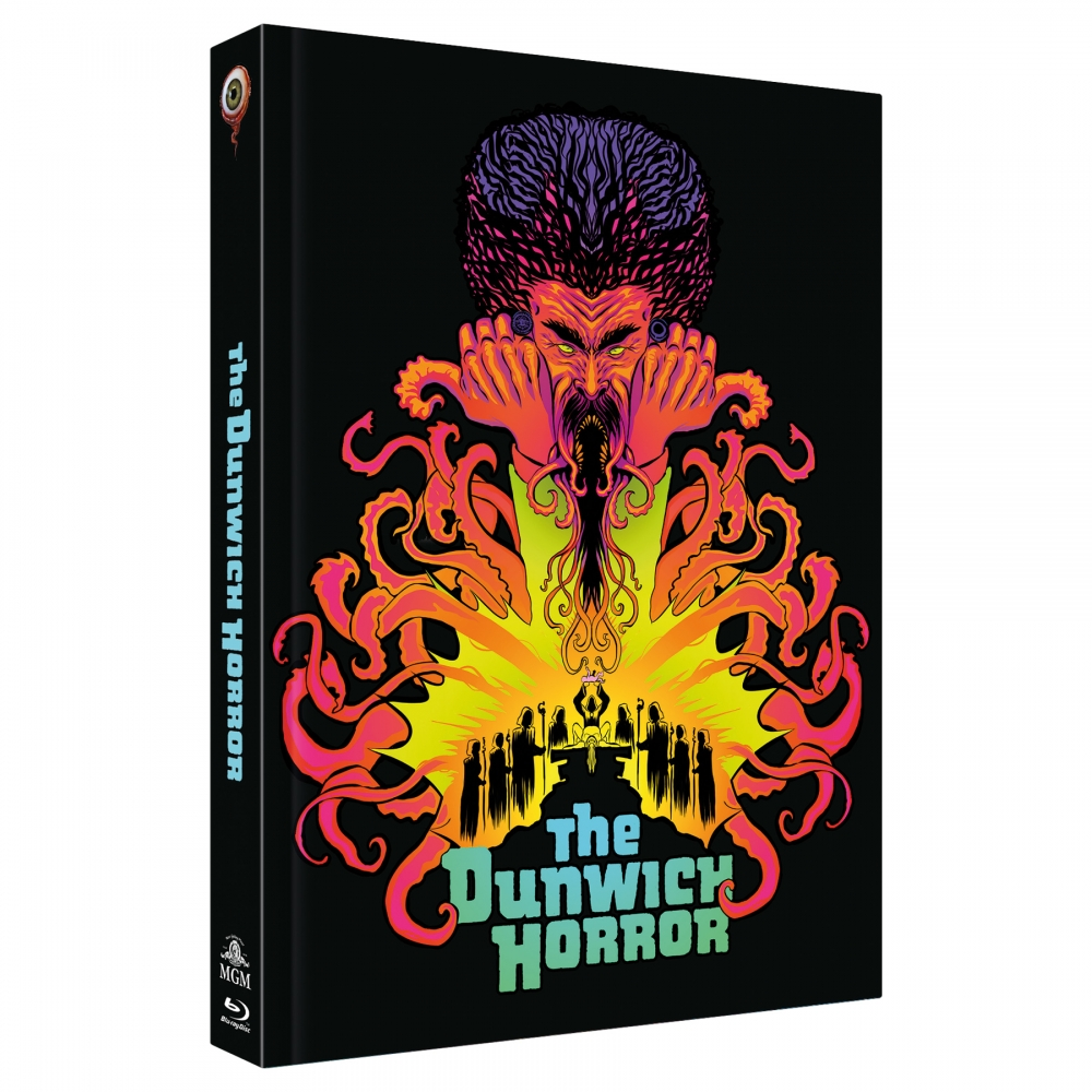 The Dunwich Horror (4-Disc Collector's Edition No. 18) [Cover C]