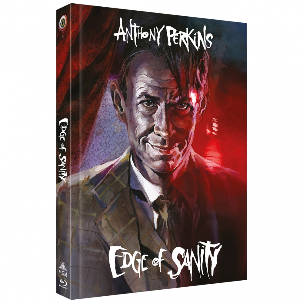Edge of Sanity (2-Disc Limited Collector's Edition No. 44) [Mediabook, Cover C, Limited to 333 units]