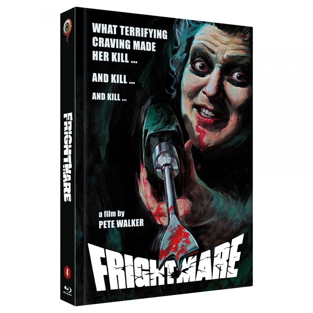 Frightmare (Pete Walker Collecton  No. 4) [2-Disc Uncut 444 Edition, Cover A]