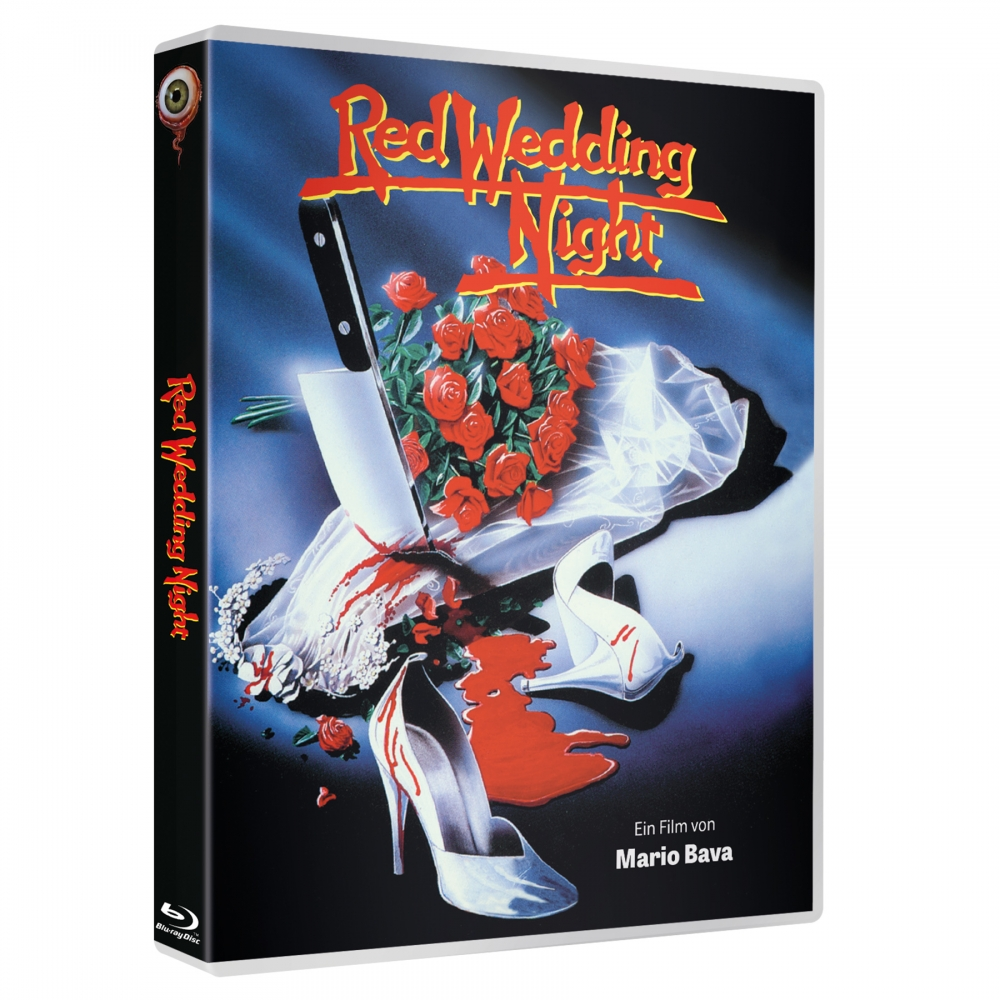 Red Wedding Night / Hatchet for the Honeymoon (50th Anniversary Edition)