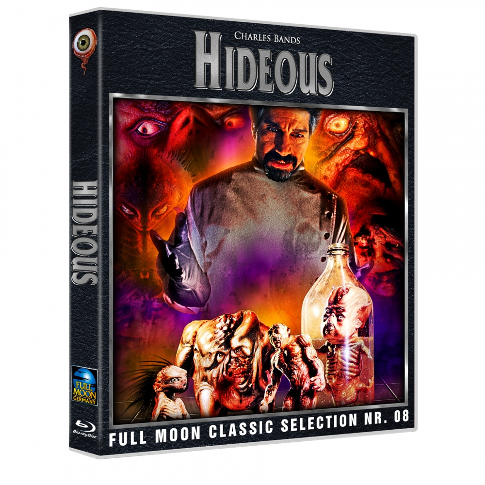Hideous (Full Moon Classic Selection Nr. 08) [Blu-ray]