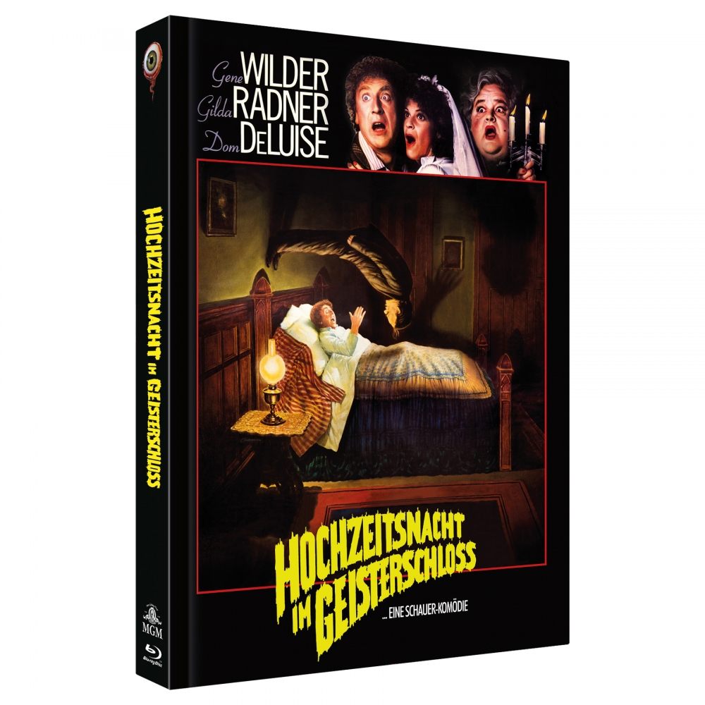 Haunted Honeymoon (2-Disc Collector's Edition No. 17) [Cover C]