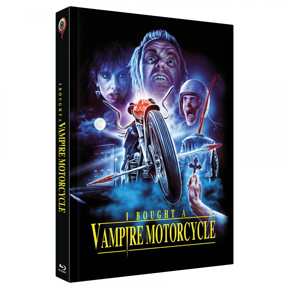 I bought a Vampire Motorcylce (2-Disc Limited Collector's Edition Nr. 32) [Cover C, Limitiert auf 222 Stück) - SHOP-EXKLUSIV MIT AUTOGRAMM