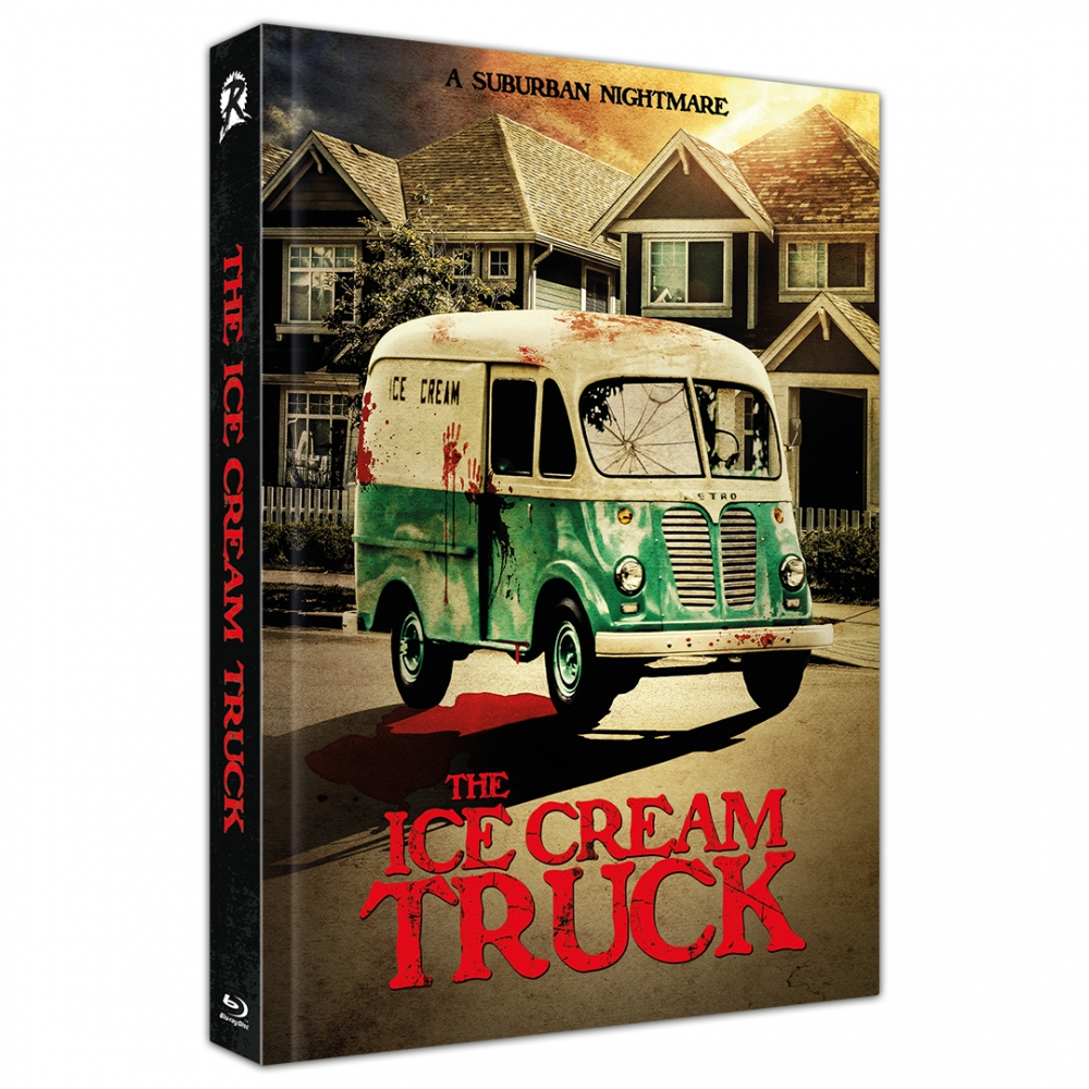 The Ice Cream Truck (Uncut Rawside Edition No. 6) [Mediabook, Cover B, Limited to 222 units]