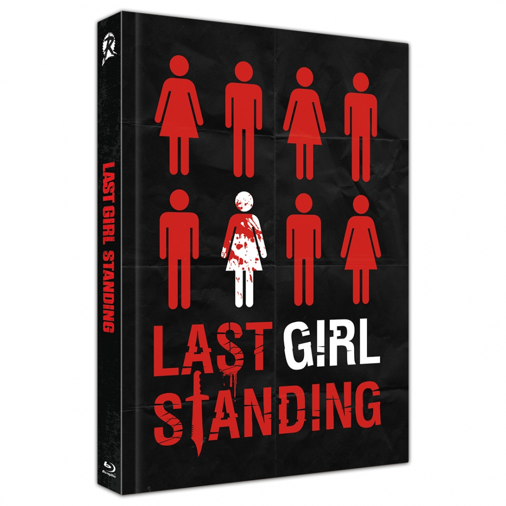 Last Girl Standing (Uncut Rawside Edition No. 7) [Mediabook, Cover C, Limited to 222 units]