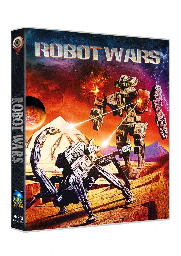Robot Wars (Full Moon Classic Selection No. 05) [Blu-ray]