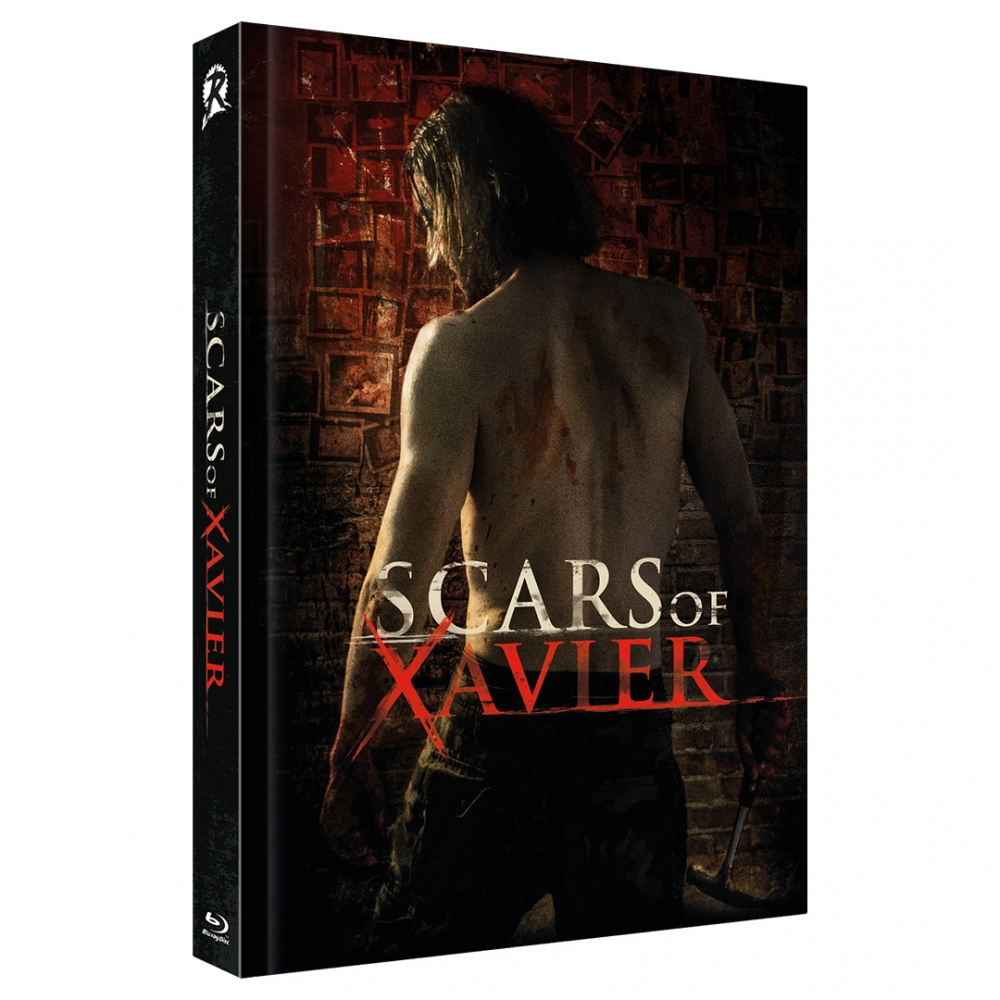 Scars of Xavier (Uncut Rawside Edition No. 5) [Mediabook, Cover A, Limited to 222 Units]