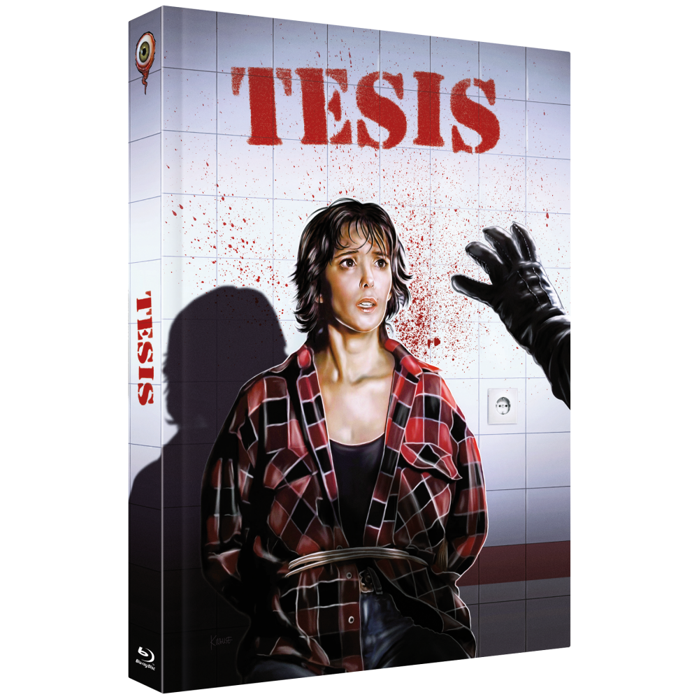 Tesis (4-Disc Collector's Edition Nr. 09) [Cover B]