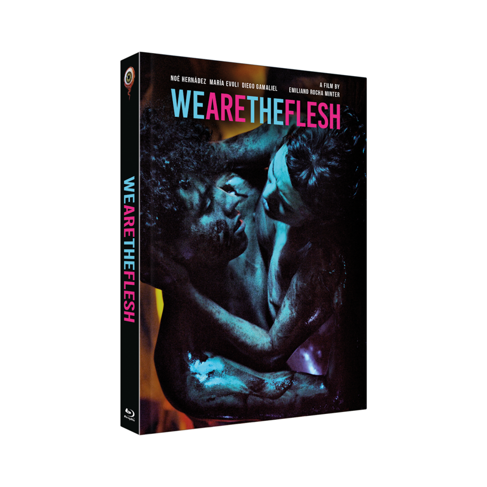 We are the Flesh (2-Disc Limited Uncut Edition) [Cover B]