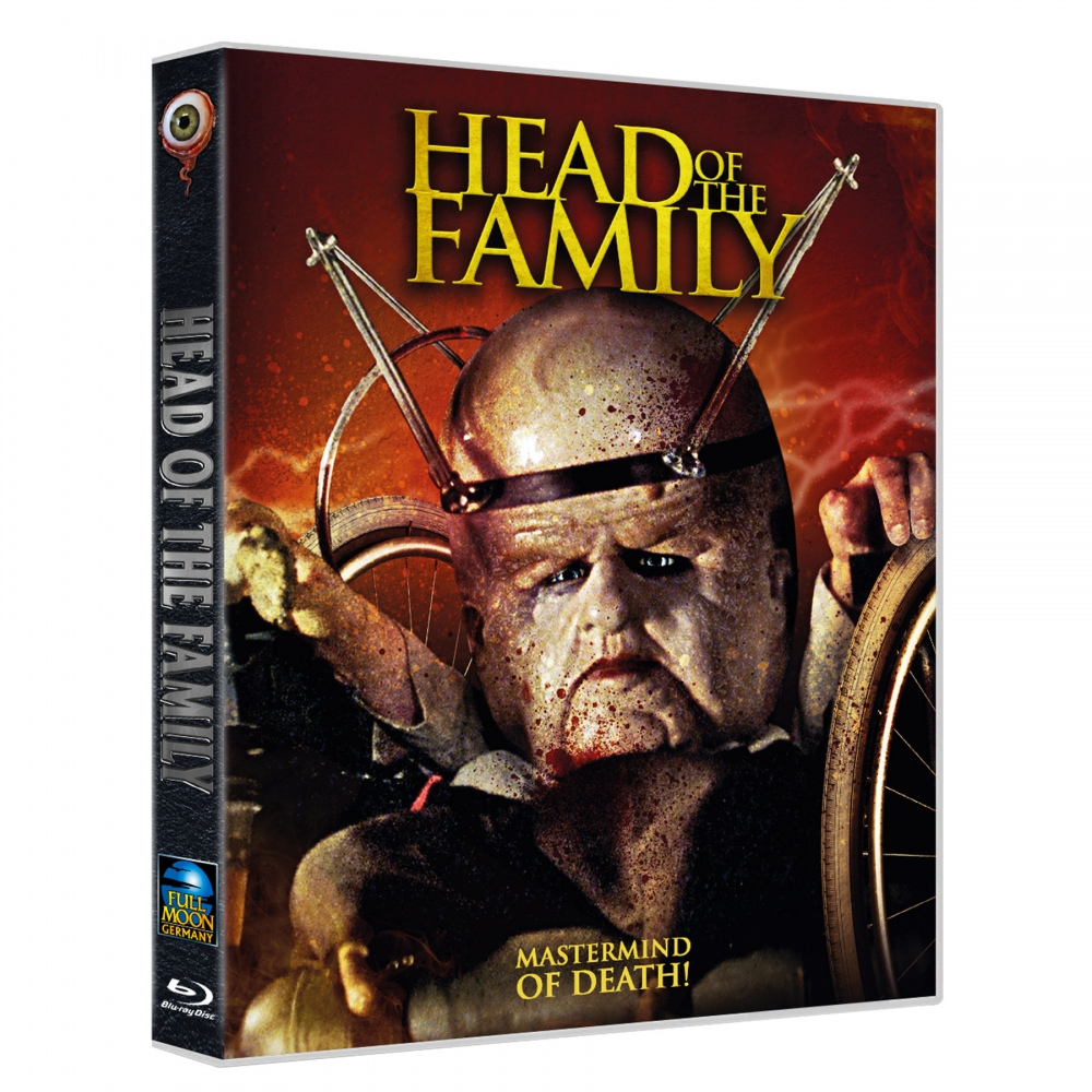 Head of The Family (Full Moon Classic Selection Nr. 07) [Blu-ray]