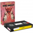 Die Brut (40th Anniversary Retro Edition) [2-Disc-Set, VHS-Edition]