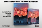 BUNDLE: Hammer House of Horror [3-Disc-Set + Canvas-Print]